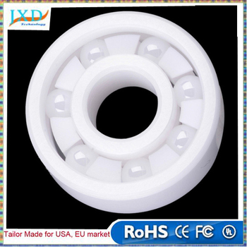 608 Full Ceramic Ball Bearing Mayitr ZrO2 Zirconia Oxide Bearings 8mmx22mmx7mm with Corrosion Resistance