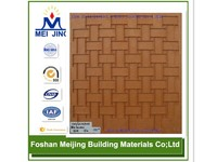 high quality square grid plaster mold for mosaic
