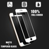 Anti-Fingerprint Matte Premium cell phone protective film mobile phone Tempered Glass screen protector for iPhone 6s plus