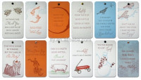 different kinds of tags (M-HT041)