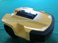 Remote control mini riding lawn mower