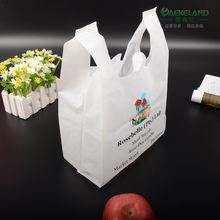 T-shirt packaging plastic bag custom on roll factory manufactured in china