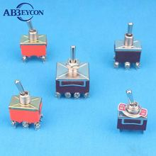water proof,on-off-on momentary 3 position toggle switch