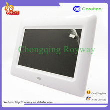 Lovely Chinese Sex Video Square Voice Recording LCD Bluetooth Wifi Gif Digital Photo Frame
