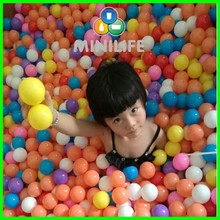 2017 Hot-sale PVC Inflatable Colorful Small Ocean Balls For Kids,Stress Ball Made In China