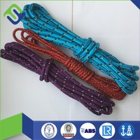 High Tensile Customized Braided PP Mooring
