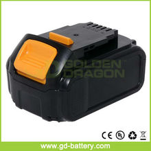 Replacement power tool Battery for DEWALT 18V XR LI-ION DCB200 3.0Ah 4.0Ah