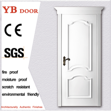 new design wooden single main door design 24 inches exterior fancy wood door design