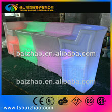 new model led bar counter for dance,party,nightclub