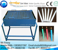 manual type wax candle making machine for industrial and home use0086-13838527397