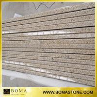 high quality polished granite granite countertopsGranite Hotel G682 Vanity Tops manufactured in China
