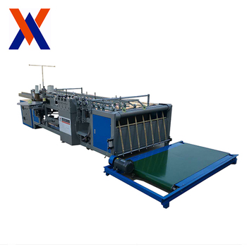 Automatic pp woven bag cutting and sewing machine and printing machine different types pp woven bag  making machine