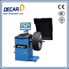 Auto garage used wheel balancing equipment with LCD display