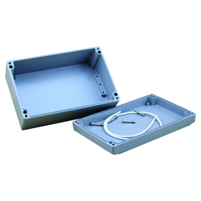 SAIPWELL/SAIP Hot Sale Outdoor Electrical IP 67 Waterproof Distribution Die Cast Aluminium Enclosure