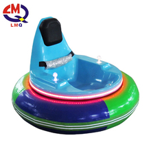 Kids rides outdoor amusement equipment laser bumper car used for children for sale