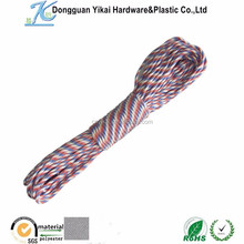 Yikai reflective red 550 paracord -7 Strand Mil Spec Type 3 - survival tool kit