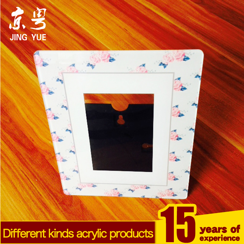 new products 2017 7inch acrylic photo frames