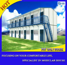 Two storey cheap prefab homes for sale