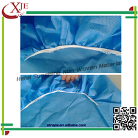 Cheap Waterproof Medical Elastic Hospital Fitted Bed Sheet