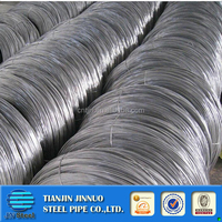 galvanized binding wire / galvanized steel wire rope 10mm / hot dipped