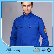 Make to order blue long sleeved work uniforms
