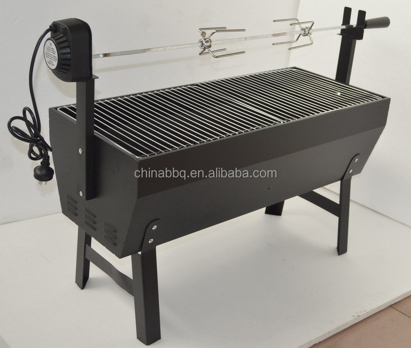 cyprus rotisserie grill with motor