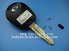 Good quality Ssangyong 3 Button Remote Key blank