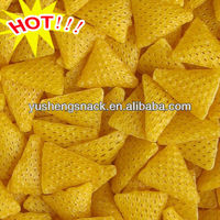 3D Snack pellets(Double layered Triangle YSP3D-01a)