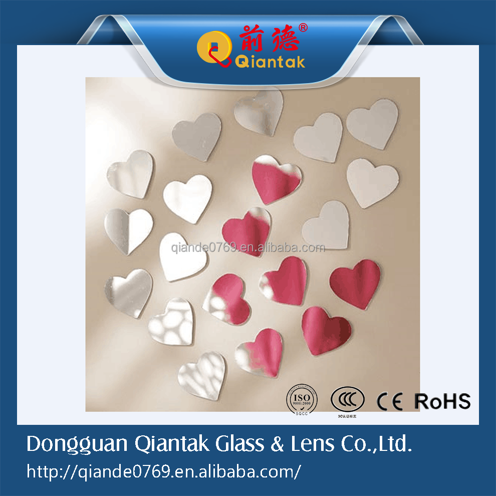 High quality 1mm-6mm Customized decorative <strong>glass</strong> mirror