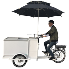 Ice Cream Bikes for Sale Electric Ice Cream Tricycle