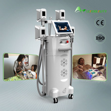 New 4 Handles Fat Freezing Liposuction Coolsculption Cryolipolysis Machine Korea