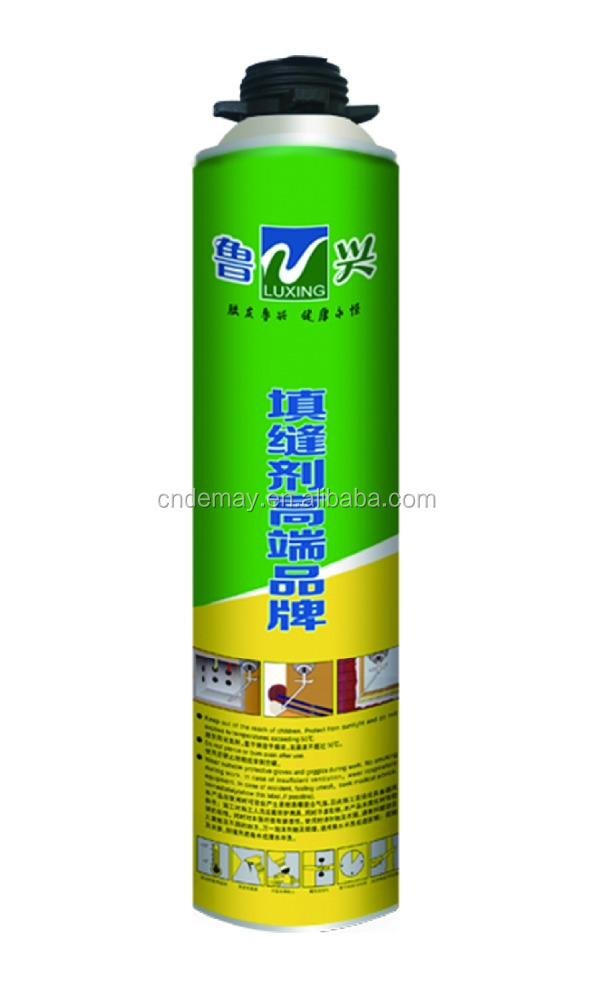 Super Glue Liquid Expanding PU Foam/Silicone Sealant