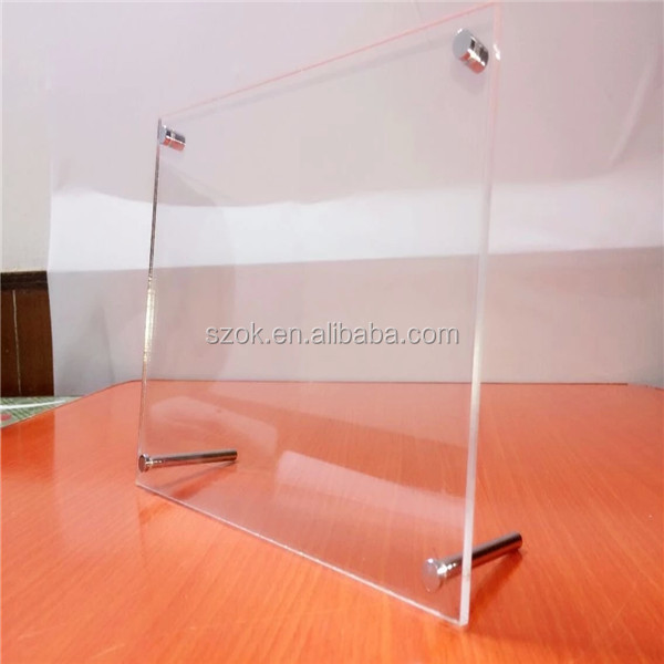 rectangular high glass 3mm acrylic sheet for aquarium