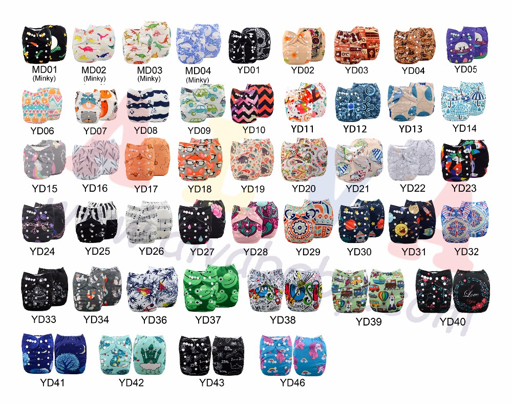 Alva Night Scenery Best Baby Cloth Nappies Cheap Baby Cloth Diapers