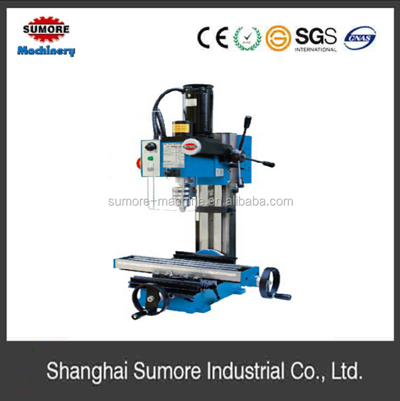 Used mini milling machine SP2203 made by China top 3 manufacturer
