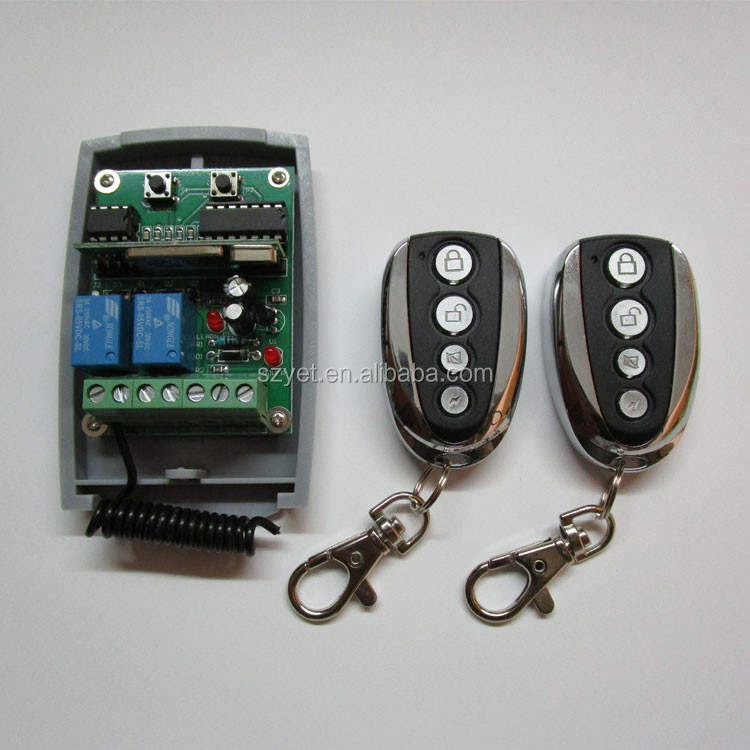 rf ask receiver transmitter module RF Receiver&Transmitter Remote Control Switch