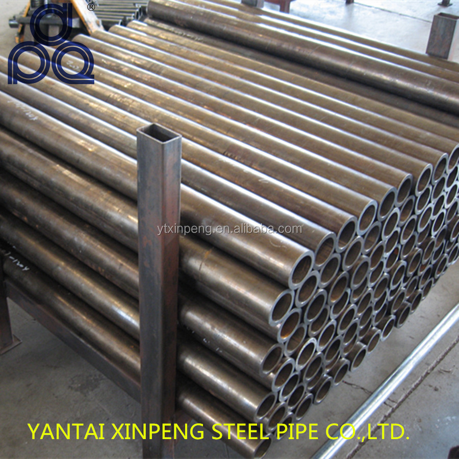 carbon seamless cold drawn precision steel pipe for auto parts