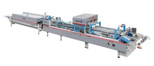 FG-780PF Automatic Side Pasting Folder Gluer Machine Made in China