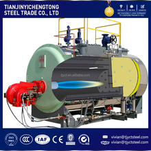Factory Directly DZL Industrial Coal Fired 4 ton Steam Boiler