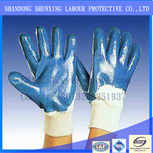 Long - term sales factory protection with a butyl - nitrile coated glove