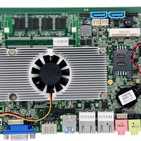 Industrial X86 Embedded Motherboard With Core