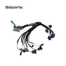 Excavator spare parts harness wire A810201058304 EPEC controller harness for SY200C 1.5