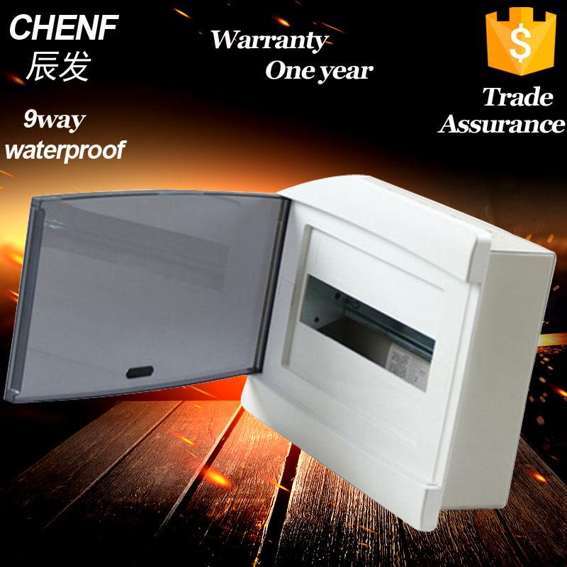Oem Metal Distribution Board Household Abs Indoor Plastic Electrical ...