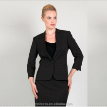 2014 popular women office uniform style/ladies office uniform/hot selling women suit picture