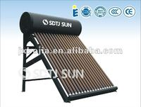 Stainless Steel Solar Water Heater Quick heating and insulation for a long time best seller in European