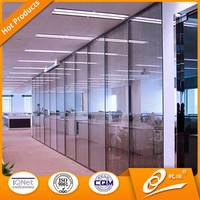 Office Partition/used glass office partitions/office partition glass wall