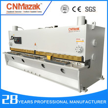 QC11Y hydraulic simple cnc guillotine shearing machine with adjustable rake angle QC11Y-16*4000