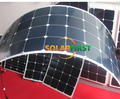 Wholesale polycrystalline semi flexible solar panel supplier