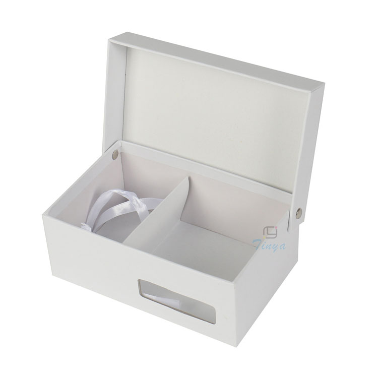 fashion accessory packaging bow tie paper gift box