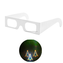 3D Christmas Glasses - Christmas Tree Diffraction Glasses ,Fun Christmas Experience